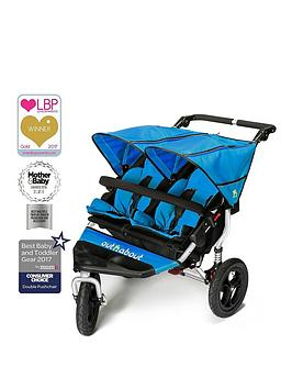 Out 'N' About Out N About Nipper Double V4 Pushchair Picture