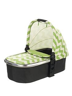 obaby-chase-carrycot-zigzag-lime