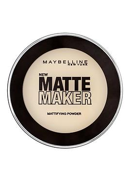 Maybelline Maybelline New York Matte Maker Mattifying Powder Picture
