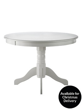 ace-107-cm-circular-dining-table-white