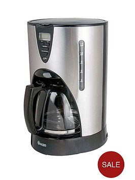 swan-sk13140-filter-coffee-maker-stainless-steel