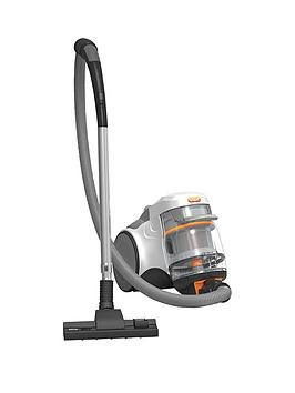 Vax C86AwBe Air Silence Bagless Cylinder Vacuum Cleaner