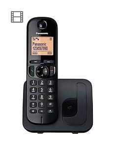 panasonic-tgc-210eb-cordless-telephone-with-nuisance-call-block-single
