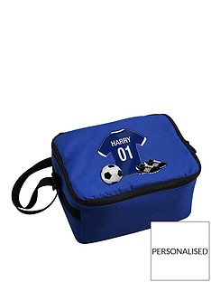 personalised-football-lunch-bag