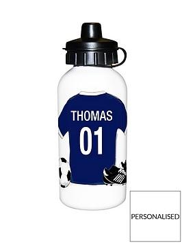 personalised-football-drinks-bottle