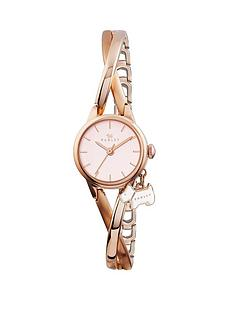 radley-bayer-twisted-vintage-half-bangle-watch-with-rose-gold-plated-case