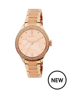 radley-the-great-outdoors-stone-set-dog-dial-watch-with-rose-gold-plated-case-and-rose-gold-plated-bracelet