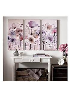 graham-brown-classic-poppy-trio-canvas