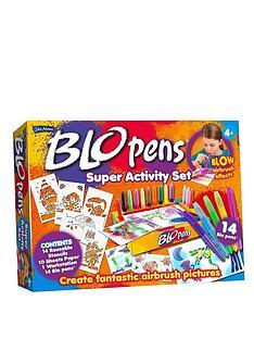 john-adams-blo-pens-super-activity-workshop