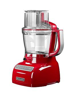 KitchenAid 5KFP1335BER 3.1 Litre Food Processor  Red