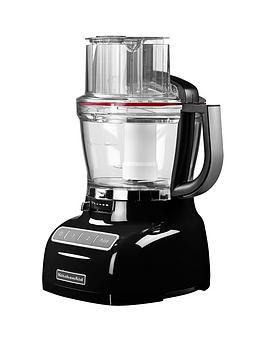 KitchenAid 5KFP1335BOB 3.1 Litre Food Processor  Black
