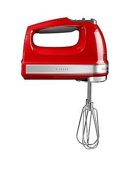 kitchenaid-5khm9212ber-hand-mixer-red