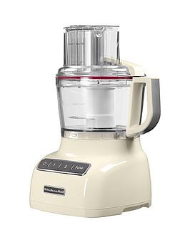Kitchenaid 5Kfp0925Bac 2.1L Food Processor  Cream