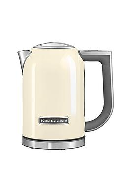 KitchenAid 5KEK1722BAC Jug Kettle  Cream