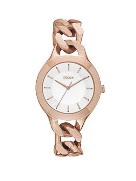 dkny-chambers-rose-gold-stainless-steel-ladies-watch