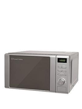 russell-hobbs-rhm2064s-800-watt-microwave-silver