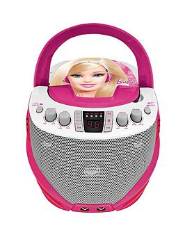 Barbie Karaoke CdG Player With Docking Station