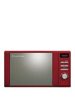 Russell Hobbs 800 Watt Heritage Microwave - Rhm2064R