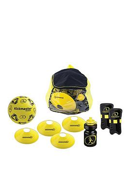 Kickmaster Kickmaster Back Pack Training Set Picture