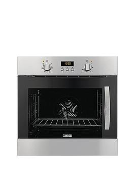zanussi-zoa35525xk-60-cm-built-in-single-electric-oven-stainless-steel
