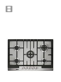 zanussi-zgg76524xa-75-cm-built-in-gas-hob-stainless-steel