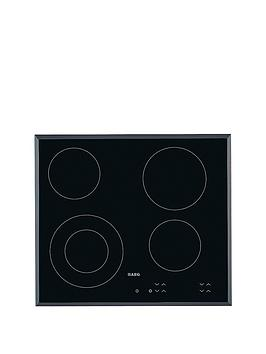 Aeg Hk624010Fb 60Cm BuiltIn Ceramic Hob  Black