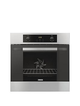 zanussi-zoa35502xd-60cm-built-in-single-electric-oven-stainless-steel