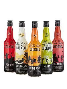 shuda-cocktail-selection