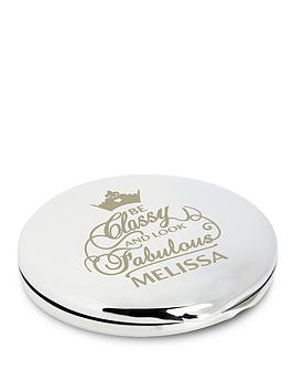 personalised-classy-and-fabulous-compact-mirror