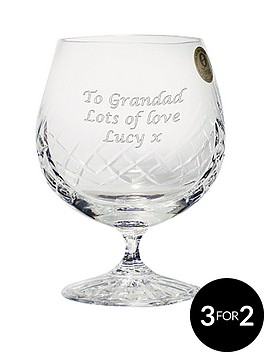 personalised-crystal-brandy-glass