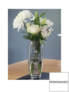 personalised-floral-design-barrel-vase