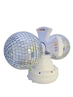 twin-rotating-led-disco-ball