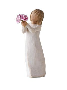Willow Tree Willow Tree Thank You Figurine Picture