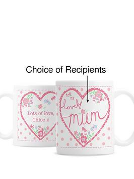 personalised-floral-heart-mug--choice-of-recipients