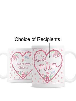 personalised-floral-heart-mug--choice-of-recipients