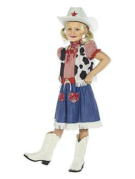 Very Cowgirl Sweetie - Childs Costume Picture