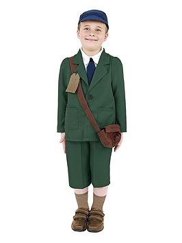 Very Ww2 Boy - Childs Costume Picture