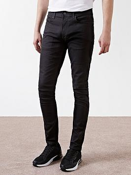 river-island-skinny-stretch-jeans-black