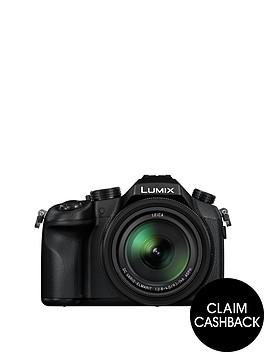 panasonic-lumix-dmc-fz1000eb-bridge-camera-4k-ultra-hd-201mp-16xnbspoptical-zoom-wi-fi-nfc-olednbspviewfinder-3-screen-and-4k-video-recordingnbspup-to-pound50-cashback
