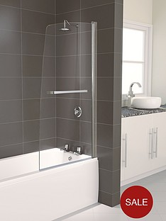 aqualux-aqua-5-half-framed-bath-screen-1500-x-800mm