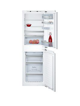 NEFF Neff Ki7853D30G 60Cm Built-In No Frost Fridge Freezer With Freshsense  ... Picture