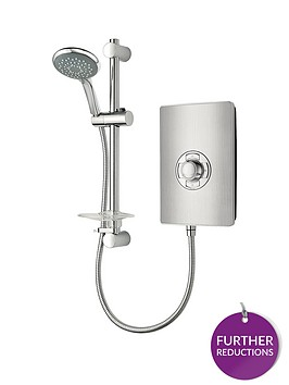 triton-brushed-steel-effect-85kw-electric-shower
