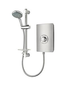 triton-brushed-steel-effect-95kw-electric-shower