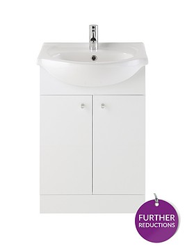 550mm-basin-and-vanity-unit-gloss-white