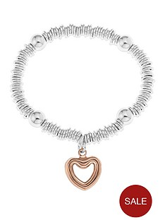 the-love-silver-collection-sterling-silver-link-and-bead-stretch-bracelet-with-heart-charm