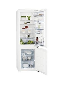 Aeg Scs51800F1 56Cm Integrated Fridge Freezer
