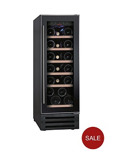 baumatic-bwc305ss-19-bottle-built-in-wine-cooler-black