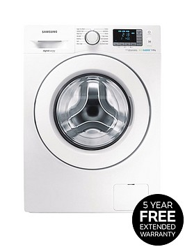 samsung-wf90f5e3u4w-9kg-load-1400-spin-washing-machine-with-ecobubbletrade-technology-next-day-delivery-white