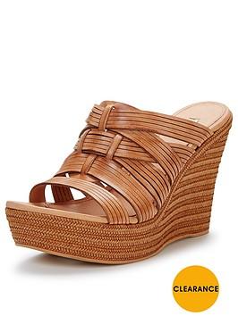 ugg-australia-melinda-woven-leather-wedge-sandals