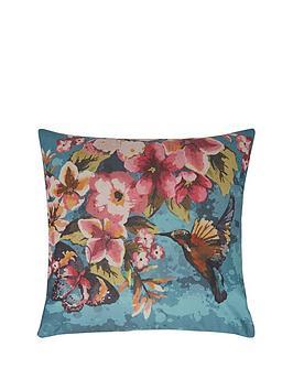 hummingbird-cushion
